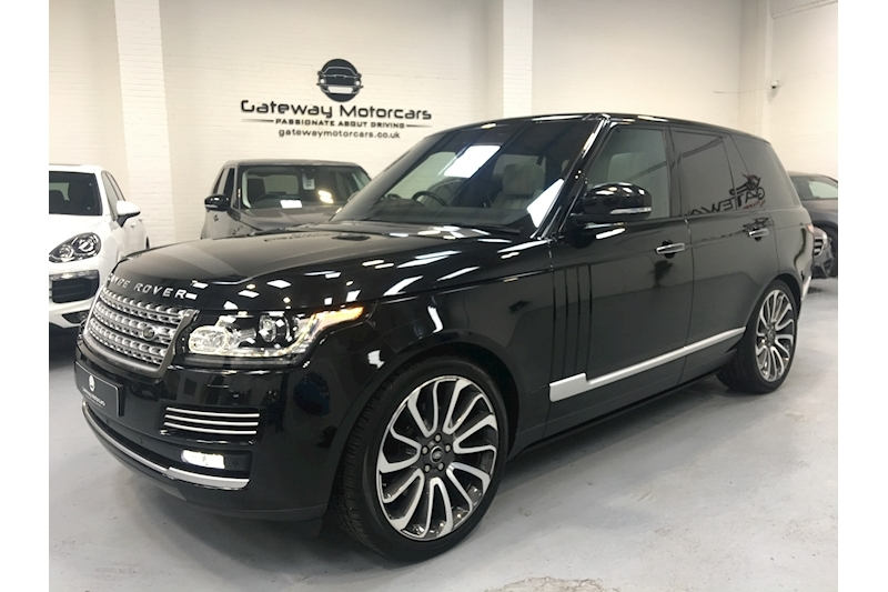 Land Rover Range Rover Tdv6 Autobiography Estate 3.0 Automatic Diesel - Large 14
