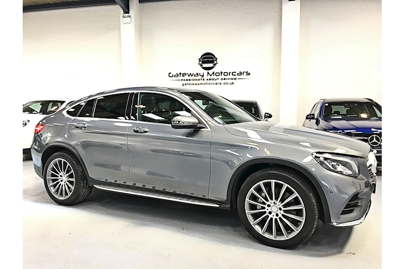 Mercedes-Benz Glc-Class Glc 250 D 4Matic Amg Line Premium Plus