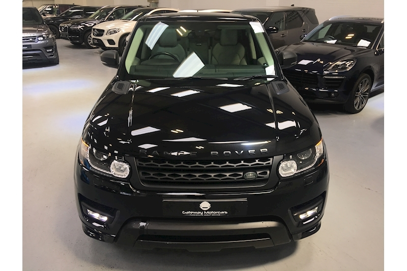 Land Rover Range Rover Sport Sdv6 Autobiography Dynamic Estate 3.0 Automatic Diesel - Large 4