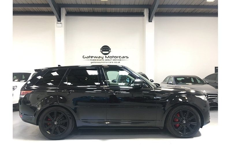 Land Rover Range Rover Sport Sdv6 Autobiography Dynamic Estate 3.0 Automatic Diesel - Large 5