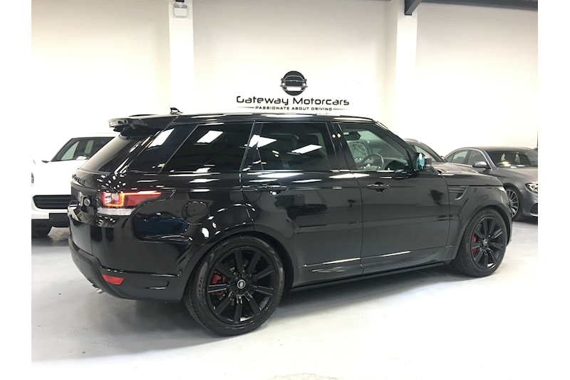 Land Rover Range Rover Sport Sdv6 Autobiography Dynamic Estate 3.0 Automatic Diesel - Large 6