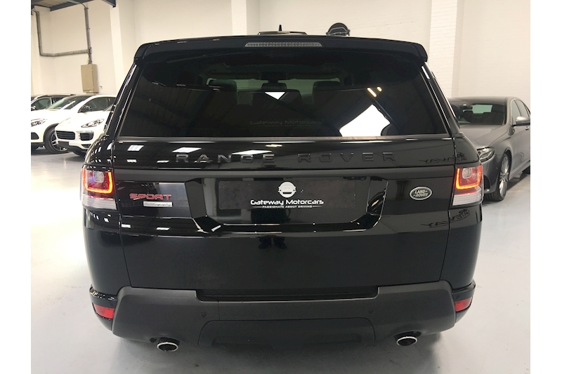 Land Rover Range Rover Sport Sdv6 Autobiography Dynamic Estate 3.0 Automatic Diesel - Large 8