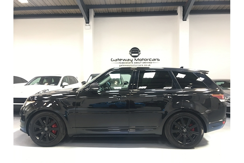 Land Rover Range Rover Sport Sdv6 Autobiography Dynamic Estate 3.0 Automatic Diesel - Large 12