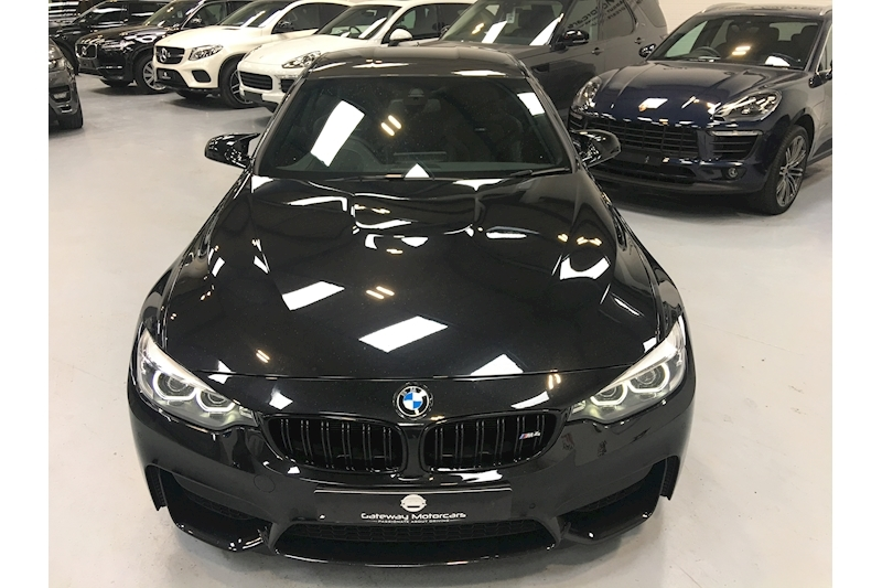 Bmw 4 Series M4 Competition Coupe 3.0 Semi Auto Petrol - Large 4
