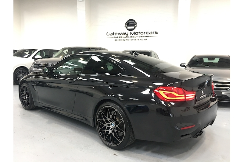 Bmw 4 Series M4 Competition Coupe 3.0 Semi Auto Petrol - Large 10