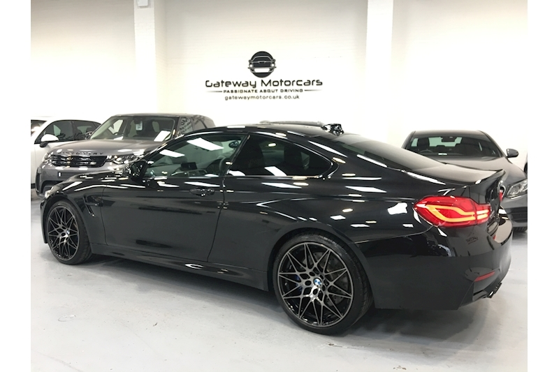Bmw 4 Series M4 Competition Coupe 3.0 Semi Auto Petrol - Large 11