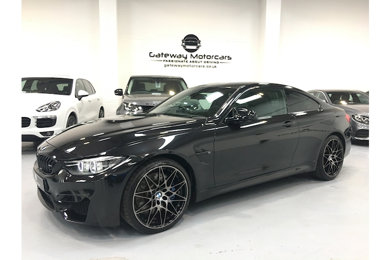 Bmw 4 Series M4 Competition Coupe 3.0 Semi Auto Petrol - Large 13