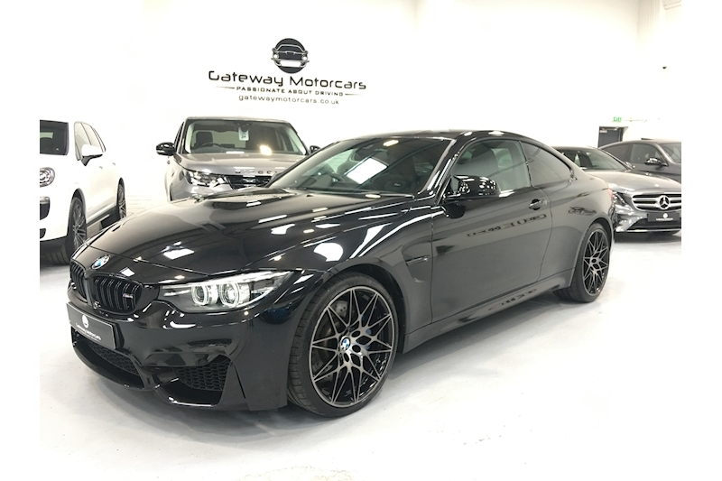 Bmw 4 Series M4 Competition Coupe 3.0 Semi Auto Petrol - Large 14