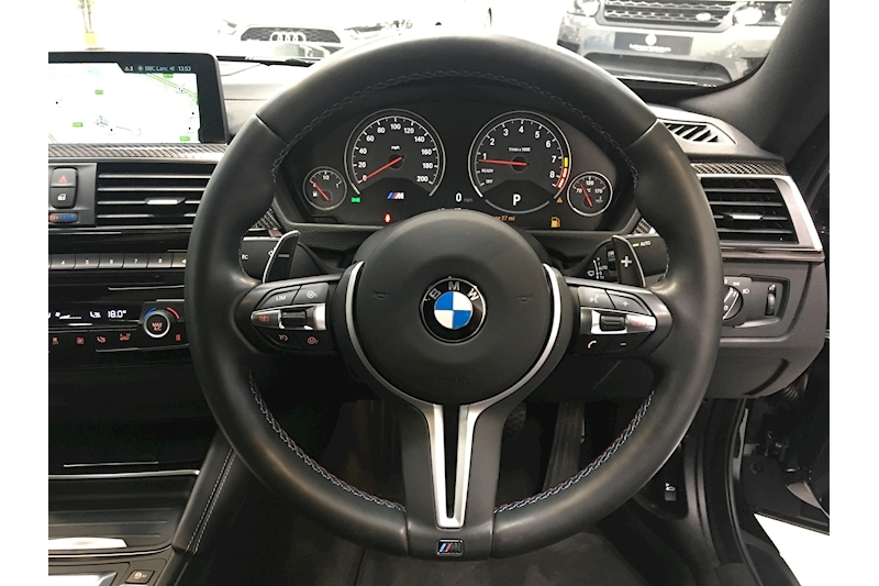 Bmw 4 Series M4 Competition Coupe 3.0 Semi Auto Petrol - Large 34