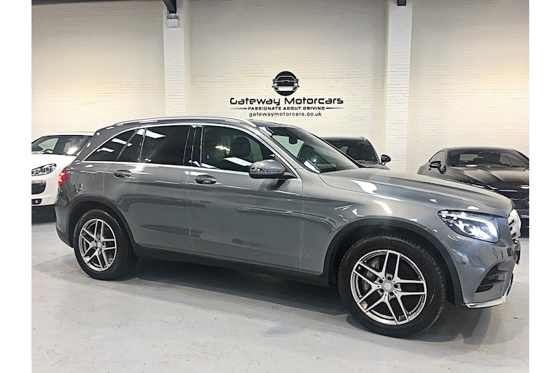 Mercedes-Benz Glc-Class Glc 250 D 4Matic Amg Line Estate 2.1 Automatic Diesel - Large 0