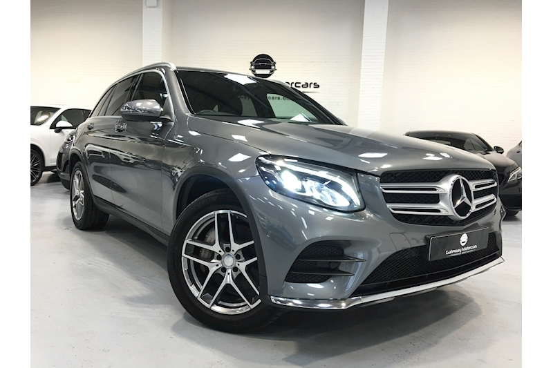 Mercedes-Benz Glc-Class Glc 250 D 4Matic Amg Line Estate 2.1 Automatic Diesel - Large 2