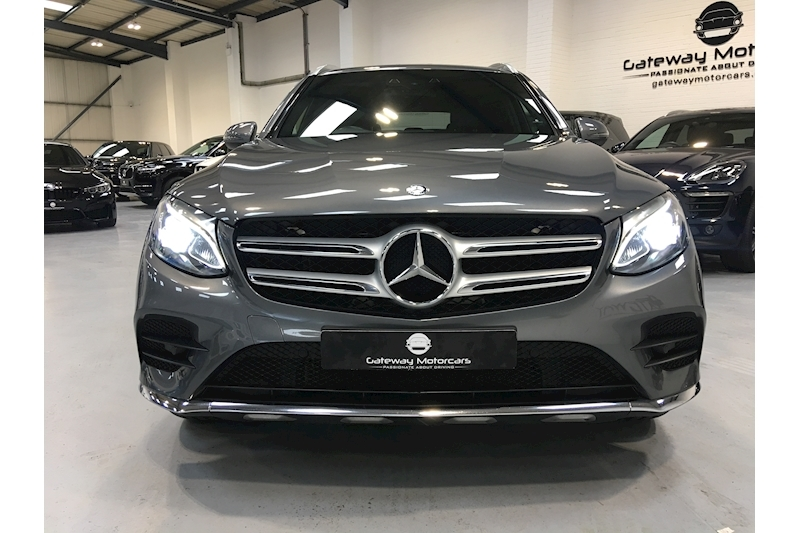 Mercedes-Benz Glc-Class Glc 250 D 4Matic Amg Line Estate 2.1 Automatic Diesel - Large 3