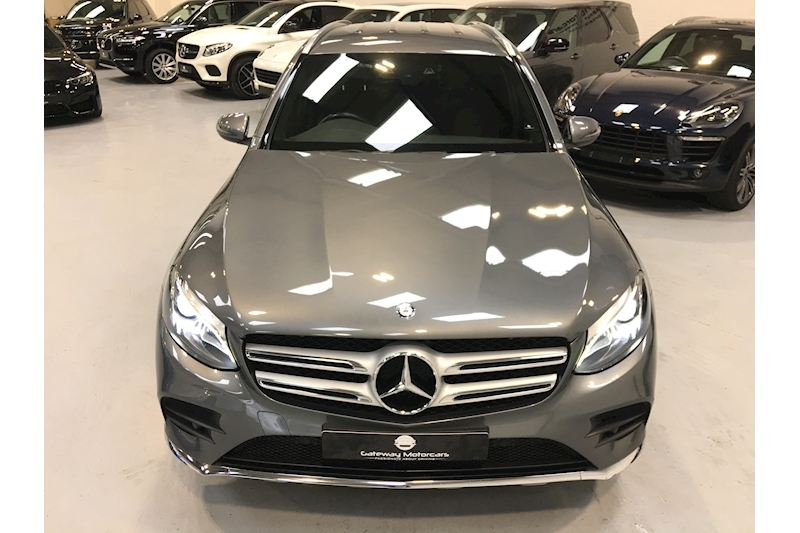 Mercedes-Benz Glc-Class Glc 250 D 4Matic Amg Line Estate 2.1 Automatic Diesel - Large 4