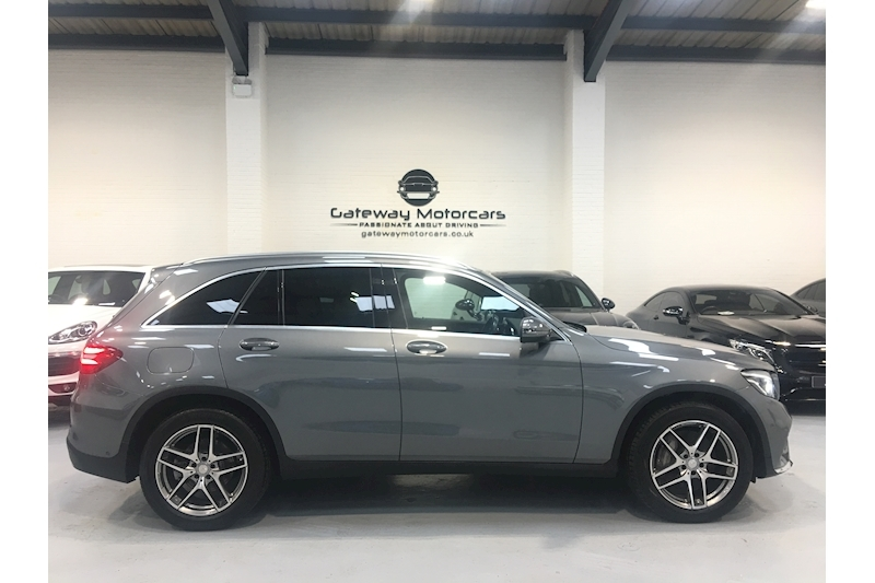Mercedes-Benz Glc-Class Glc 250 D 4Matic Amg Line Estate 2.1 Automatic Diesel - Large 5