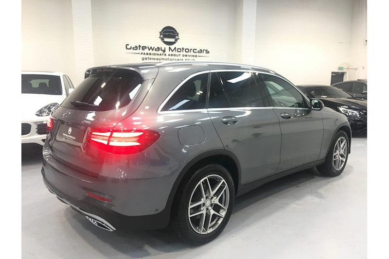 Mercedes-Benz Glc-Class Glc 250 D 4Matic Amg Line Estate 2.1 Automatic Diesel - Large 6