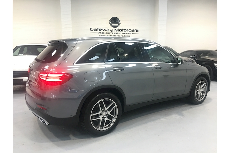 Mercedes-Benz Glc-Class Glc 250 D 4Matic Amg Line Estate 2.1 Automatic Diesel - Large 7