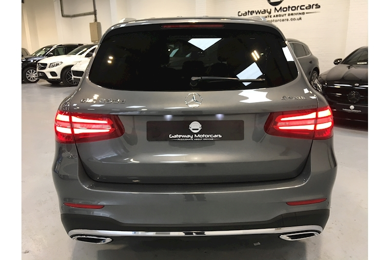 Mercedes-Benz Glc-Class Glc 250 D 4Matic Amg Line Estate 2.1 Automatic Diesel - Large 8