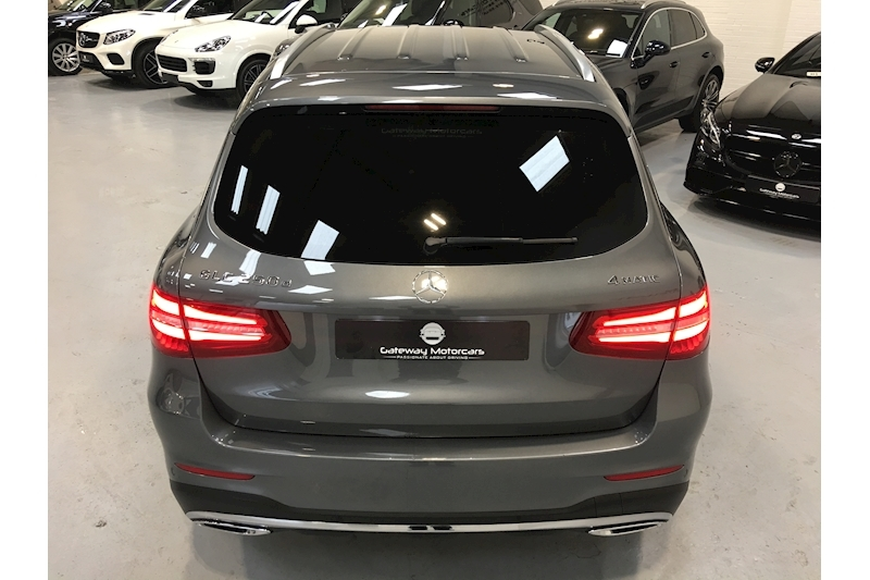 Mercedes-Benz Glc-Class Glc 250 D 4Matic Amg Line Estate 2.1 Automatic Diesel - Large 9