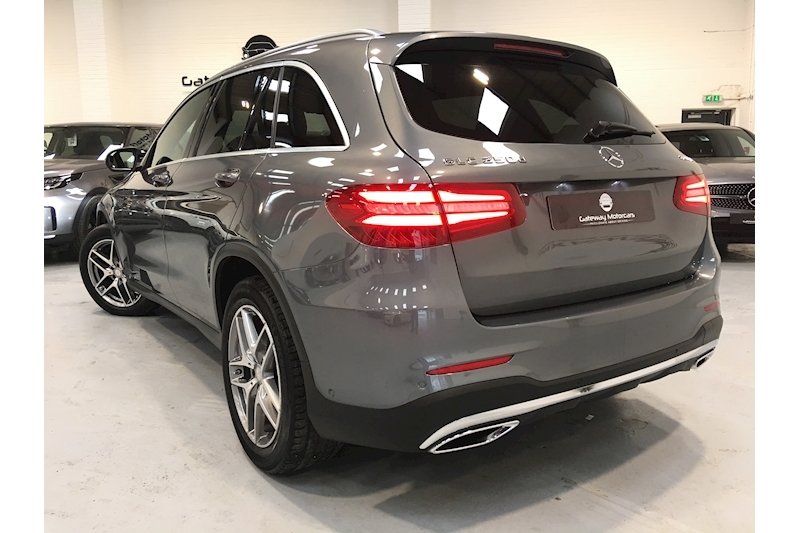 Mercedes-Benz Glc-Class Glc 250 D 4Matic Amg Line Estate 2.1 Automatic Diesel - Large 10
