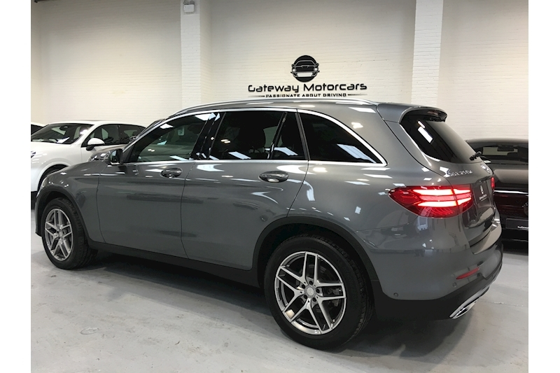 Mercedes-Benz Glc-Class Glc 250 D 4Matic Amg Line Estate 2.1 Automatic Diesel - Large 12