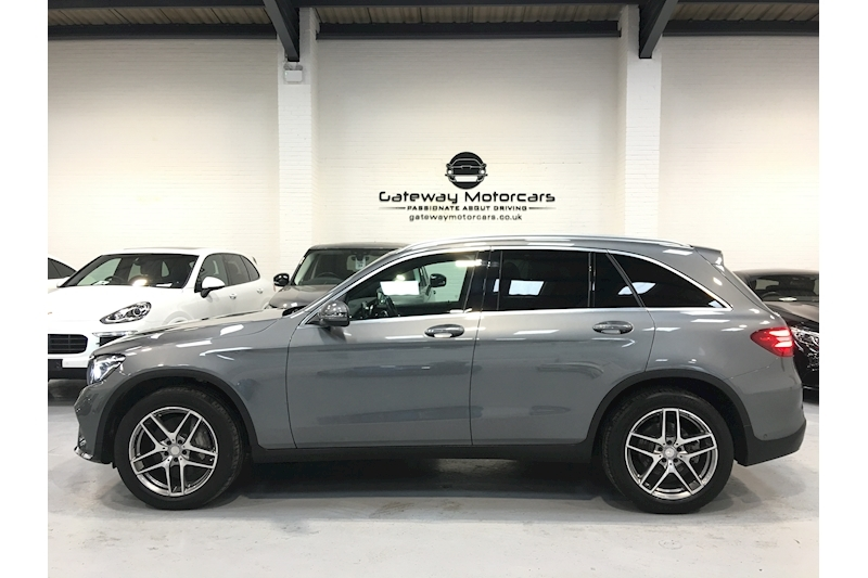 Mercedes-Benz Glc-Class Glc 250 D 4Matic Amg Line Estate 2.1 Automatic Diesel - Large 13