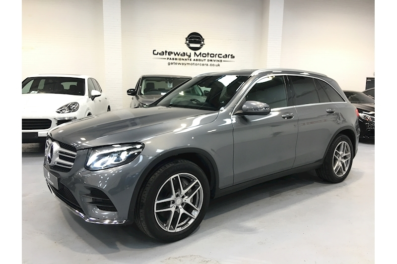 Mercedes-Benz Glc-Class Glc 250 D 4Matic Amg Line Estate 2.1 Automatic Diesel - Large 14