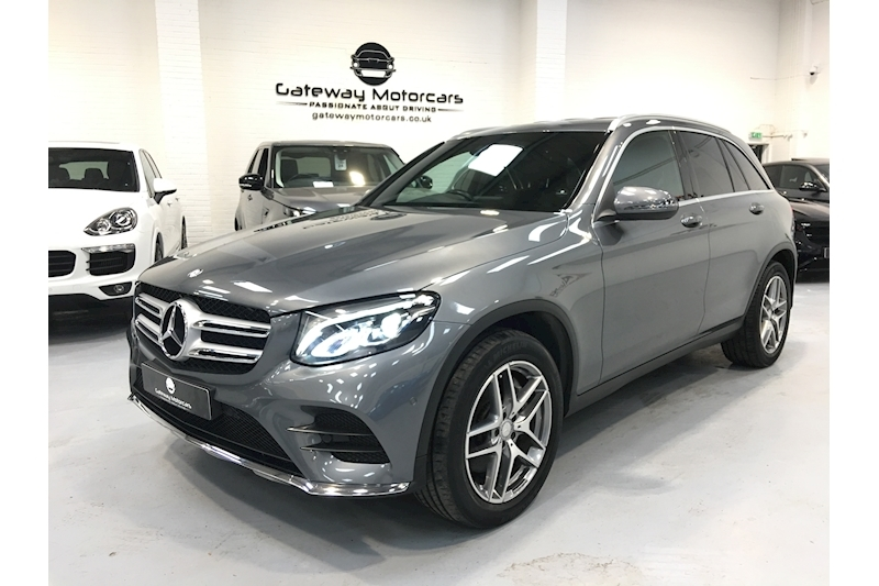 Mercedes-Benz Glc-Class Glc 250 D 4Matic Amg Line Estate 2.1 Automatic Diesel - Large 15