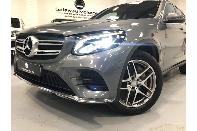 Mercedes-Benz Glc-Class Glc 250 D 4Matic Amg Line Estate 2.1 Automatic Diesel - Large 19