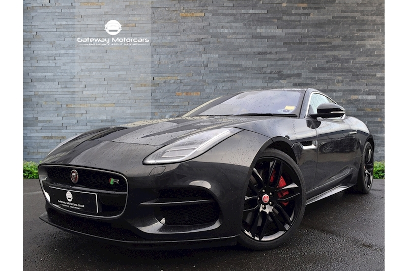 Jaguar F-Type V8 R Awd
