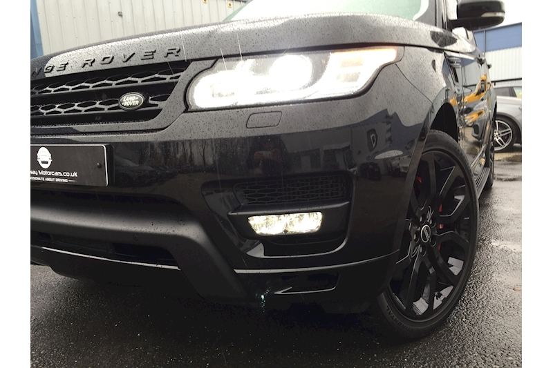 Land Rover Range Rover Sport Sdv6 Autobiography Dynamic Estate 3.0 Automatic Diesel - Large 10