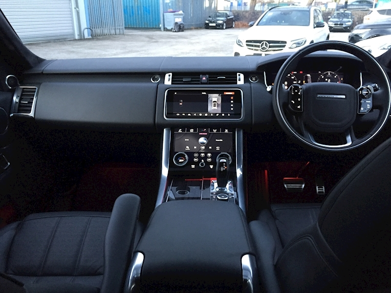 Land Rover Range Rover Sport Sdv6 Autobiography Dynamic Estate 3.0 Automatic Diesel - Large 37