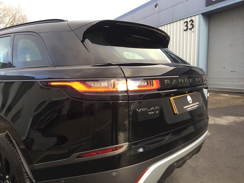 Land Rover Range Rover Velar R-Dynamic Se Estate 2.0 Automatic Diesel - Large 11