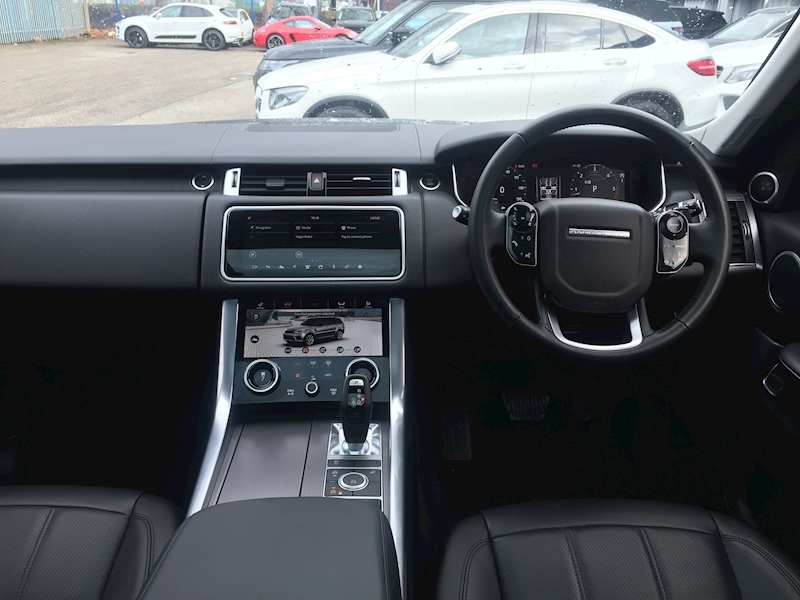 Land Rover Range Rover Sport Sdv6 Hse Estate 3.0 Automatic Diesel - Large 32