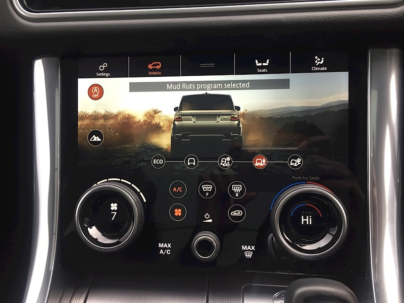 Land Rover Range Rover Sport Sdv6 Hse Estate 3.0 Automatic Diesel - Large 40