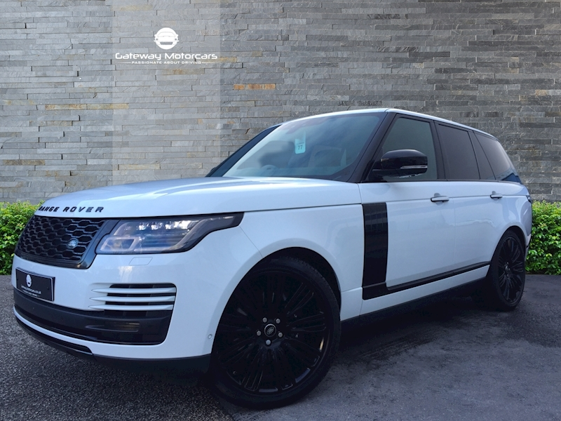 Land Rover Range Rover 4.4 SD V8 Vogue SE Auto 4WD (s/s) 5dr - Large 0