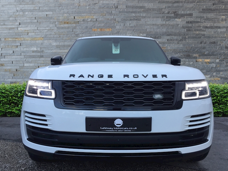 Land Rover Range Rover 4.4 SD V8 Vogue SE Auto 4WD (s/s) 5dr - Large 4