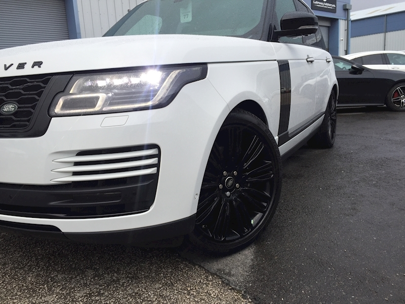 Land Rover Range Rover 4.4 SD V8 Vogue SE Auto 4WD (s/s) 5dr - Large 7