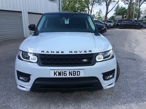 Range Rover Sport Autobiography Dynamic 3 5dr SUV Automatic Diesel