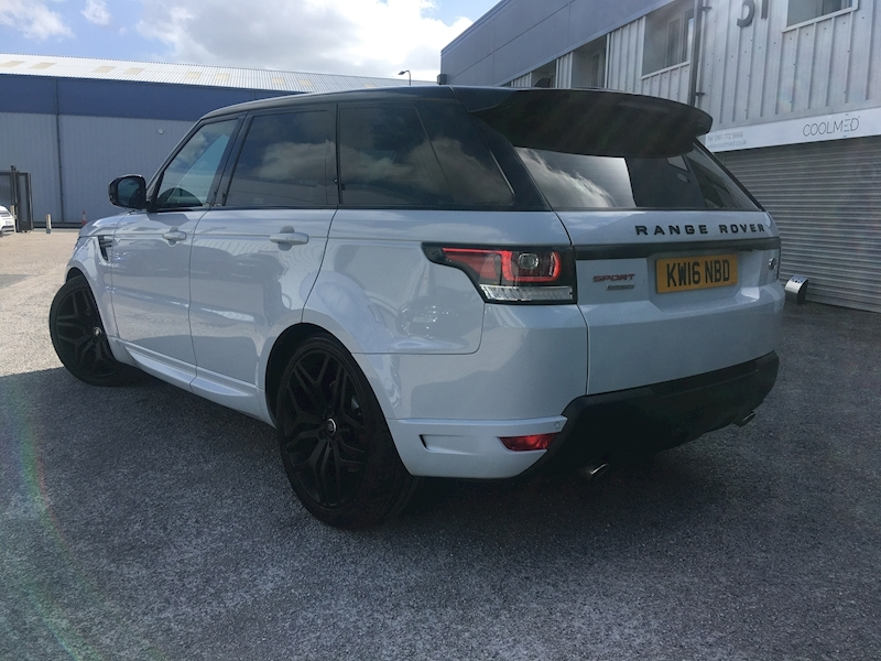 Land Rover Range Rover Sport Autobiography Dynamic 3 5dr SUV Automatic Diesel - Large 6