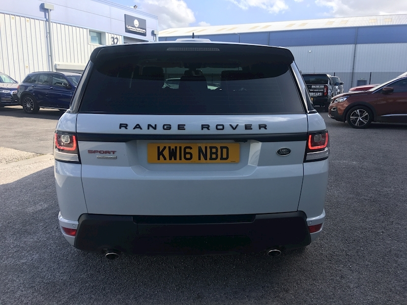 Land Rover Range Rover Sport Autobiography Dynamic 3 5dr SUV Automatic Diesel - Large 7