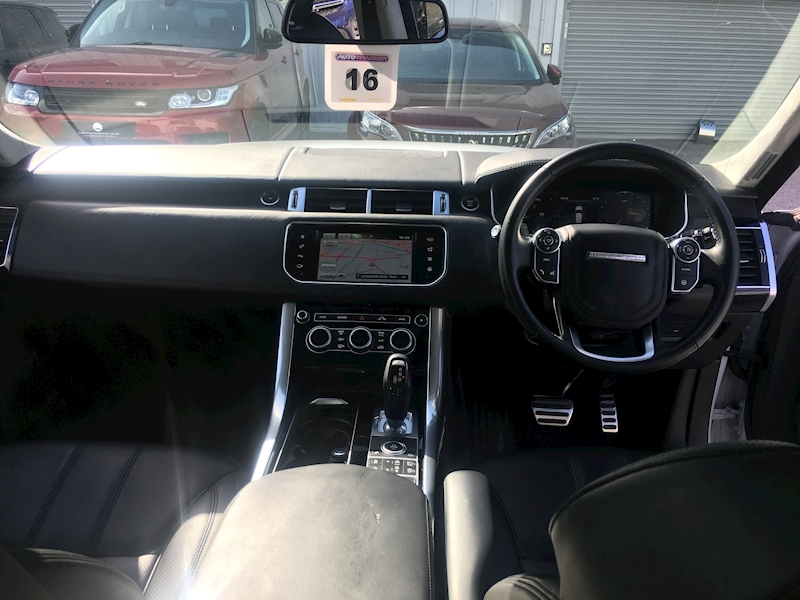 Land Rover Range Rover Sport Autobiography Dynamic 3 5dr SUV Automatic Diesel - Large 18