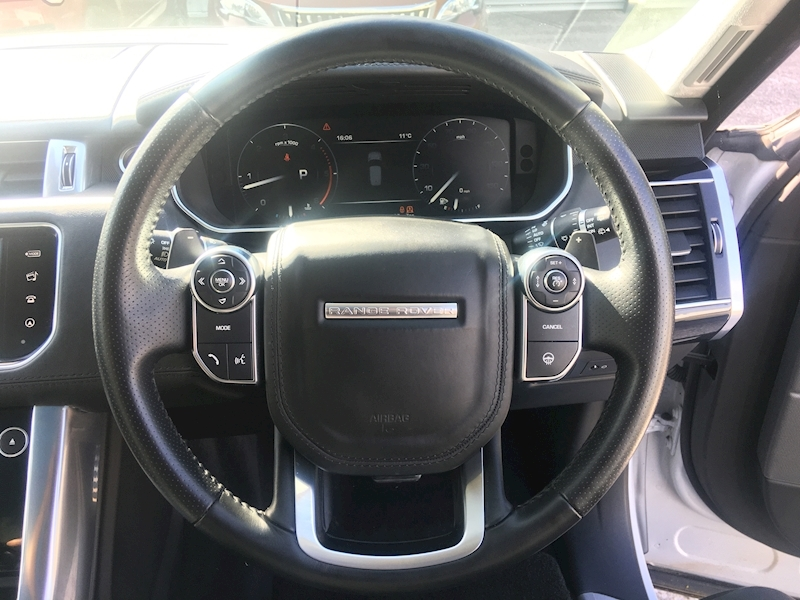 Land Rover Range Rover Sport Autobiography Dynamic 3 5dr SUV Automatic Diesel - Large 21