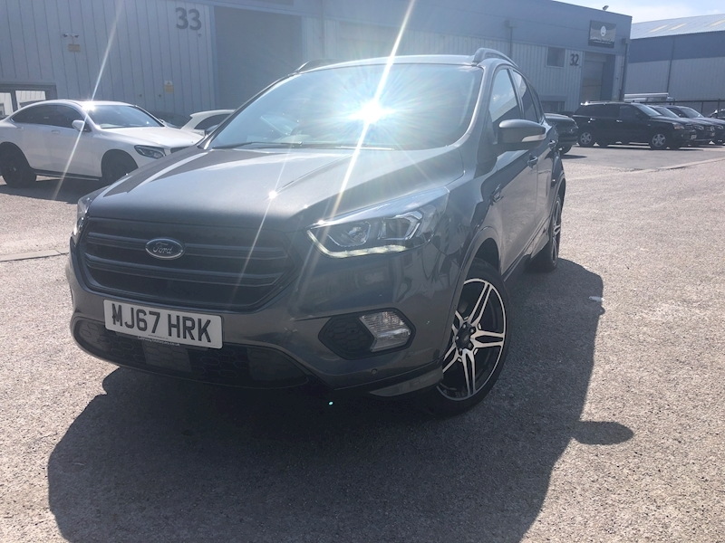 Ford Kuga TDCI ST Line X 2WD SUV 1.5 Manual Diesel - Large 0