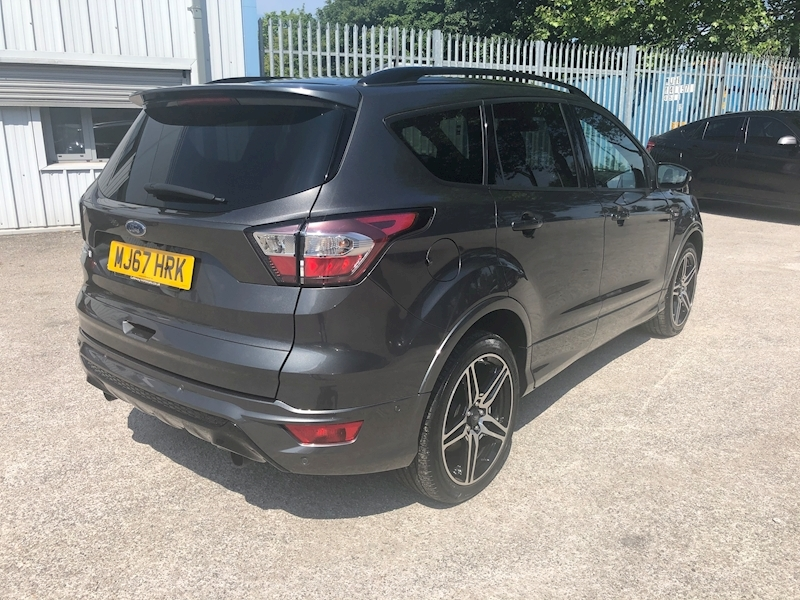 Ford Kuga TDCI ST Line X 2WD SUV 1.5 Manual Diesel - Large 3