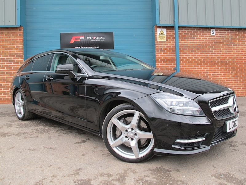 Mercedes Cls Cls350 Cdi Blueefficiency Amg Sport
