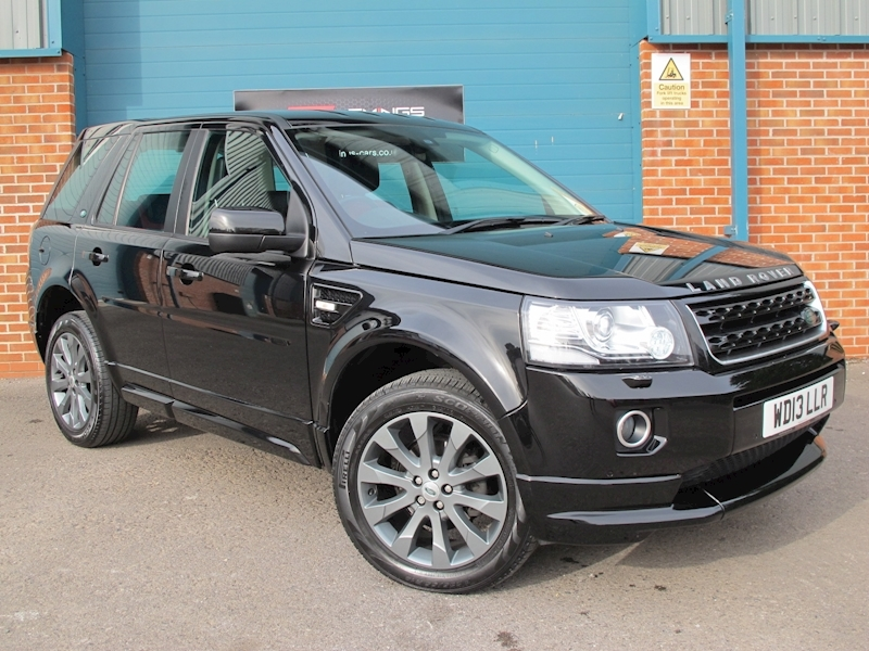 Land Rover Freelander Td4 Dynamic