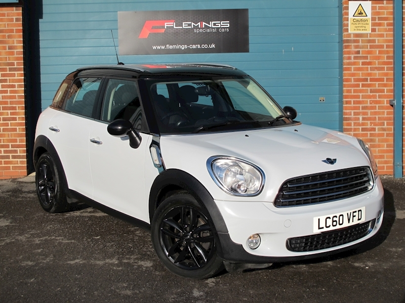 Mini Mini Countryman Cooper D