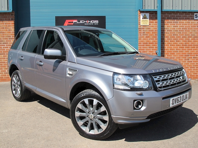 Land Rover Freelander Sd4 Hse Luxury