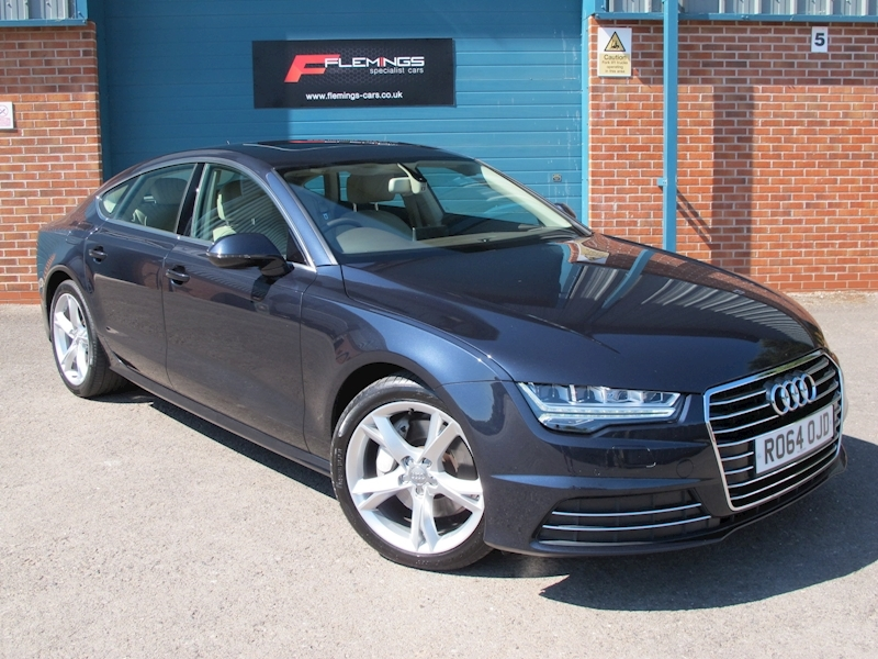 Audi A7 Sportback Tdi Ultra Se Executive