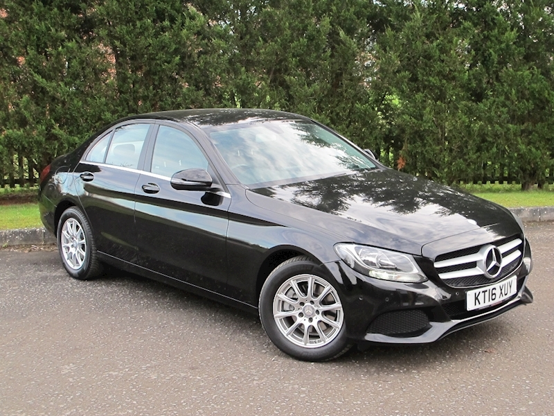 Mercedes C Class C220 D Se Executive Edition
